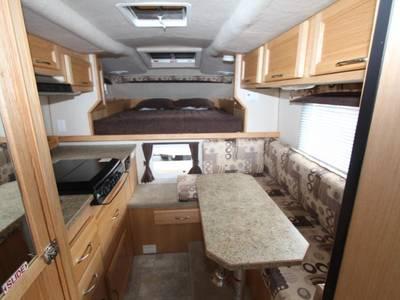 2018 Northern Lite Lite Series Truck Campers 6'10